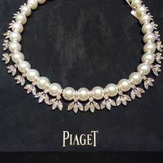 Not your grandmother's pearls...these are an upgrade! @piagetbrand…