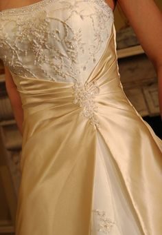 Gold Gowns...Would you try one?