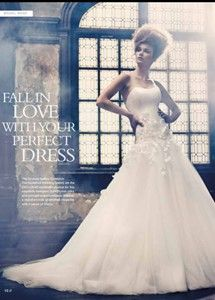 The Circe Couture Gown - F Magazine July 2014