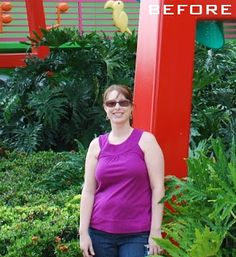 See what clean eating did for this lady :) CLEAN FREAK: {Transformed} Courtesy of Clean Eating