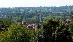 Farnham, Surrey.