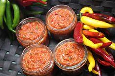 Ajvar Salsa, Mexican, Stuffed Peppers, Vegetables, Ethnic Recipes, Food, Stuffed Pepper, Essen, Vegetable Recipes