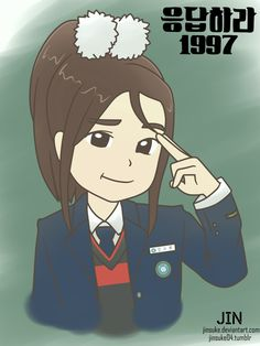 Apink Eunji by jinsuke04