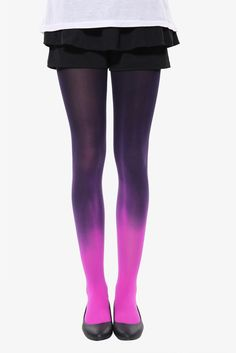 Such Different Gradient Tights. Free 3-7 days expedited shipping to U.S. Free first class word wide shipping. Customer service: help@moooh.net