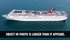 Carnival Cruise Line Ships Comparison (names-classes-sizes-age)