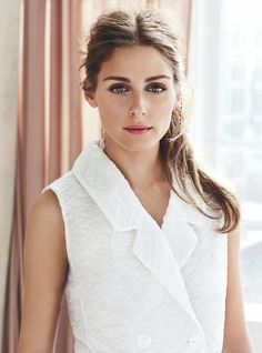 Sitting Pretty: Olivia Palermo by Matt Jones for Vogue Australia Brides 2015