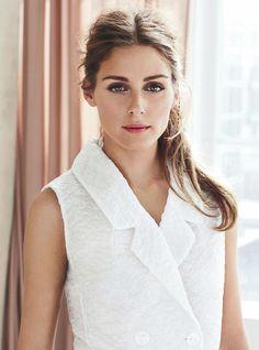 Sitting Pretty: Olivia Palermo by Matt Jones for Vogue Australia Brides 2015