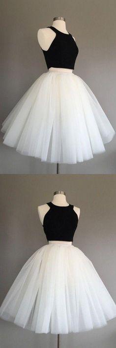 White Knee Length Womens Tutu Tulle Skirts Girls Lady Prom Dance Dress Custom