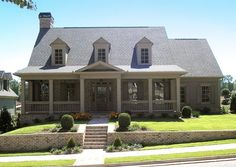Option for Five Bedrooms and a Loft - 70001CW | 1st Floor Master Suite, Butler Walk-in Pantry, CAD Available, Cottage, Country, Den-Office-Library-Study, Jack & Jill Bath, Loft, PDF, Photo Gallery, Southern, Traditional | Architectural Designs