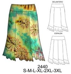 Faldas Sewing Tutorials, Sewing Patterns, Model Rok, Dress Outfits, Fashion Dresses, Pattern Drafting, Hand Embroidery Designs, Look Fashion, A Line Skirts