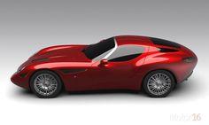 Zagato Maserati Mostro. Imágenes