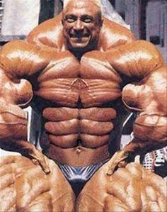 Bodybuilders monstrueux