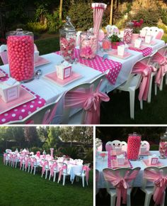 elegant couture kids birthday party | Saylor's 1st Birthday Party!