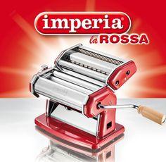 Imperia La Rossa, laccata.