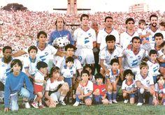 El Bolso campeón uruguayo en 1992.