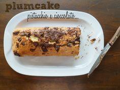 PROFUMISPEZIATI Plumcake pistacchio e cioccolato