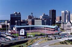 Pilot Field, Coca Cola Field, Dunn Tire Park...Buffalo, NY
