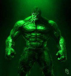 #Hulk #Fan #Art. (HULK!!) By: A.G. [THANK U 4 PINNING!!]