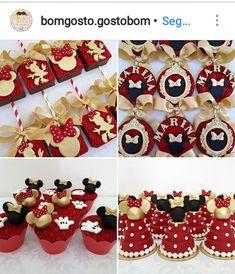 Red Classroom, Mickey Mouse Classroom, Mickey E Minie, Bolo Minnie, Minnie Birthday, Birthday Fun, Pastel Mickey, Mini Mouse, Cake Pops