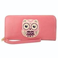 Valentine's day gifts,Gifts for Women!!!easygogo®Womens Owl Print Bifold Long Zip Around Clutch Wallet Best Friends Gifts for Women Christmas Gifts Ideas (Pink)   Computer screens have chromatic aberration, especially between CRT screen and LCD screen, we can not guarantee that the color of our products will Read  more http://themarketplacespot.com/electronic/valentines-day-giftsgifts-for-womeneasygogowomens-owl-print-bifold-long-zip-around-clutch-wallet-best-friends-gifts-f