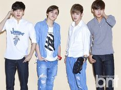 Hip-Hop Team (L to R): Wonwoo, Vernon, S.Coups, Mingyu  S.Coups looks reallyyy good here