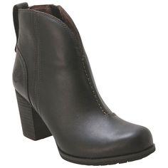 Timberland Women's EK Trenton Black Ankle Boot | Infinity Shoes