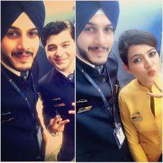 Ravneet Singh Sekhon on Instagram: #crewfie #flyguy #picoftheday  #crewfie #flyguy #picoftheday by ravneetrs7 Source by crewiser #crewiser #instacrewiser by crewiser.com