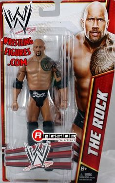 THE ROCK - WWE SIGNATURE SERIES 2012 TOY WRESTLING ACTION FIGURE by MATTEL. $29.99. THE ROCK - WWE SIGNATURE SERIES 2012 TOY WRESTLING ACTION FIGURE