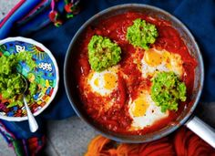 HUEVOS by HEMSLEY & HEMSLEY. Asquith loves Hemsley and Hemsley - brilliant tasty recipes that are also good for you!