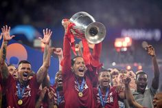 Virgil van Dijk wants to be remembered as a & legend& when his playing days are over. The Dutch centre-back Liverpool Legends, Liverpool Fc, Champions League Madrid, Sports Art, Sports Women, No Cook Meals, Kids Meals, Bee Embroidery, The Last Meal