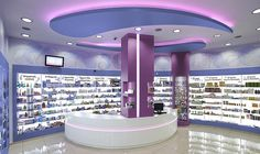 Tsikandilakis.NET, Decoration study, construction, pharmacy design and equipment in Athens, owned by Chintopoulos Giorgos