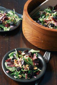 Blackberry Beet Salad - The Sunday Table (2 of 3)