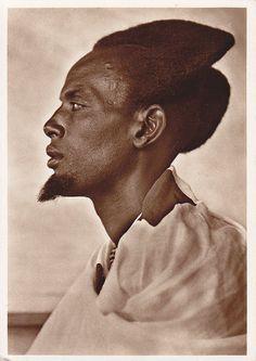 Notable Tutsi  ( Ruanda-Urundi ) by pgkivu, via Flickr