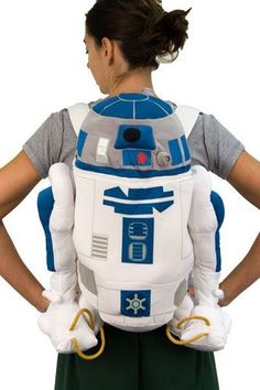 R2D2 backpack
