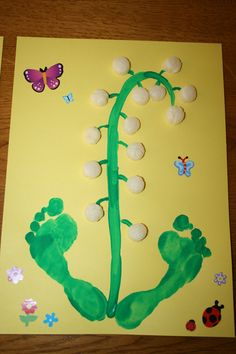 IMG_5678 1. Mai, Activities, Frame, Decor, Bebe, Lily Of The Valley, Leprechaun, Children, Picture Frame