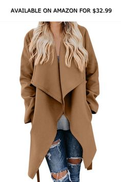 32596f6d0 26 Fascinating Women's Coats, Jackets & Vests images