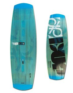 Double Up DUP Wakeboard 2014: BLANC FIRM, love the woodcore, colors are great