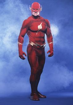 """John Wesley Shipp was best known for playing the super speedy hero in the short lived '90s series """"The Flash."""""""