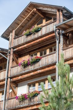 Exterior view of the Falkensteiner Hotel Cristallo, Katschberg, Carinthia Carinthia, Star Family, Austria, Exterior, Cabin, House Styles, Home, Family Activity Holidays, Cabins