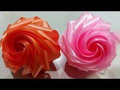 วิธีพับเหรียญโปรยทาน ดอกกุหลาบแย้ม by มายมิ้นท์ - YouTube