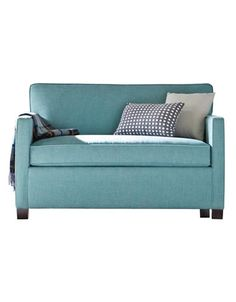 Daria Single Sofa Bed with 6'' Serta Mattress | Hudson's Bay - Dressing room