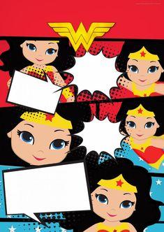 Wonder Woman Birthday, Wonder Woman Party, Hero Of The Day, Girl Superhero Party, Time Kids, 25th Birthday, Ladies Party, Supergirl, Valentino