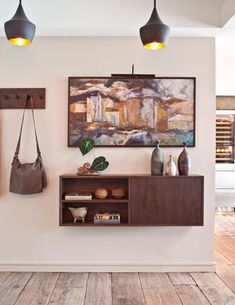wall mounted entry way cabinet