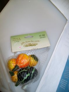 Gifts From the Earth Fruit and Gourds 6 Pcs. >>> Check out the image by visiting the link.