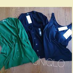 ユニクロ感謝祭購入品♪  ファッションと料理と家事日和