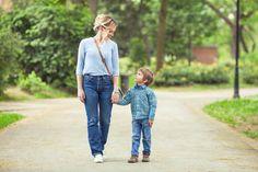 10 Fragen an dein Kind, die besser sind als: Wie war dein Tag?
