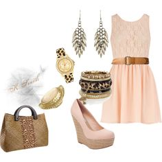 lovely, created by kgdsmith on Polyvore