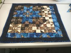 heavymetalquilting: Disappearing 9 Patch!