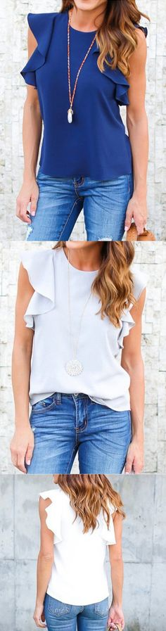 Women's Going out Casual/Daily Simple Cute Blouse