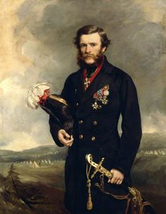 General, the Right Honourable Sir Percy Egerton Herbert (1822–1876), PC, KCB, MP